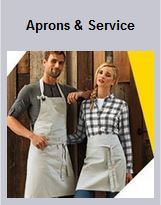 Aprons for Service Staff