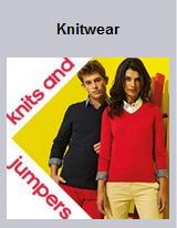 Knitwear department