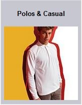 Polo Shirt & Casual Tops department