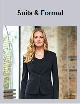 Suits and formal department